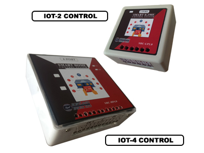 IOT SMART HOME CONTROLLER